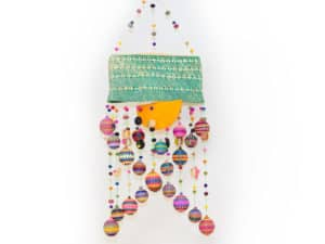 Hanging Iraca Mobile